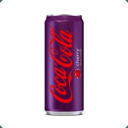 Image de Coca-Cola Cherry (33cl)