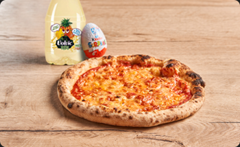 Image de Menu Gone - Pizza Emmental